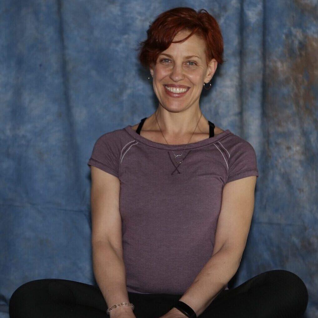 beautiful, welcoming spirit. Compassionate yoga instructor.